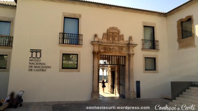 Museu Nacional de Machado de Castro, Coimbra