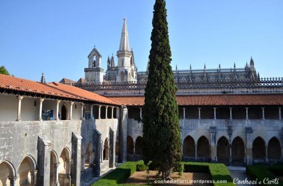 Mosteiro da Batalha, Claustro D. Afonso V