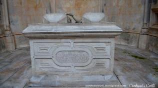Túmulo de D. Duarte e D. Leonor de Aragão