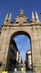 Arco da Ponte Nova, Braga.