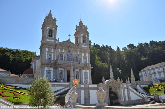 Basílica do Santuário de Bom Jesus do Monte, Braga