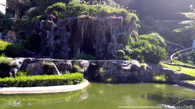 Parques e jardins do Santuário do Bom Jesus do Monte, Braga.