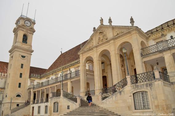 A Universidade de Coimbra
