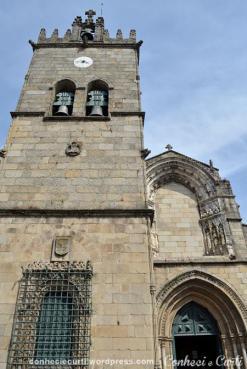 Igreja N. Sra da Oliveira, Guimarães - Portugal.