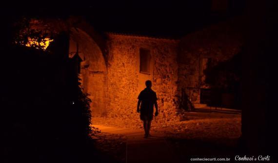 A aldeia de Castelo Rodrigo e a bronca das meninas