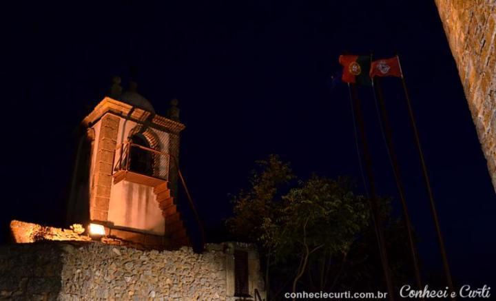 Castelo Rodrigo, a Torre do Relógio