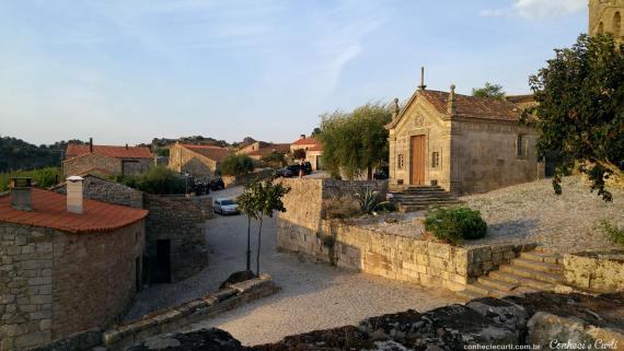 A aldeia de Marialva e o Museu do Côa