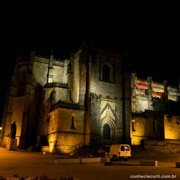 A Sé, Catedral de Guarda, Portugal