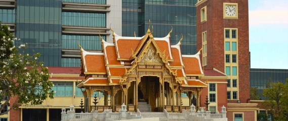 Bangkok – a cidade dos contrastes: o famoso BTS