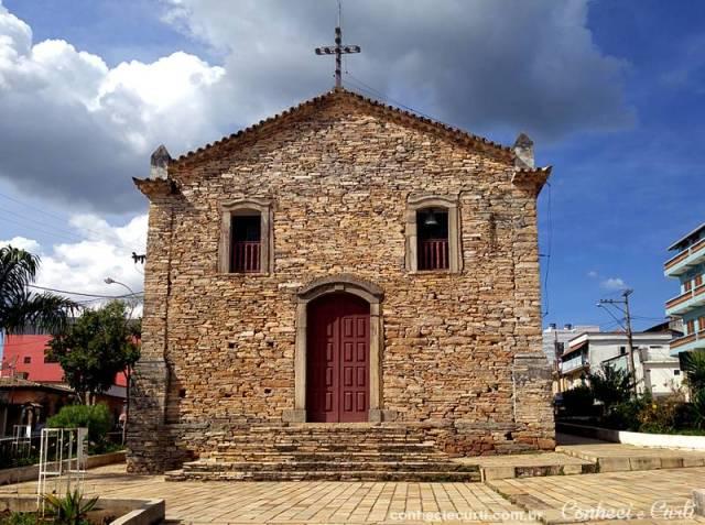 Igreja Nossa Sra do Rosário de São Tomé das Letras.