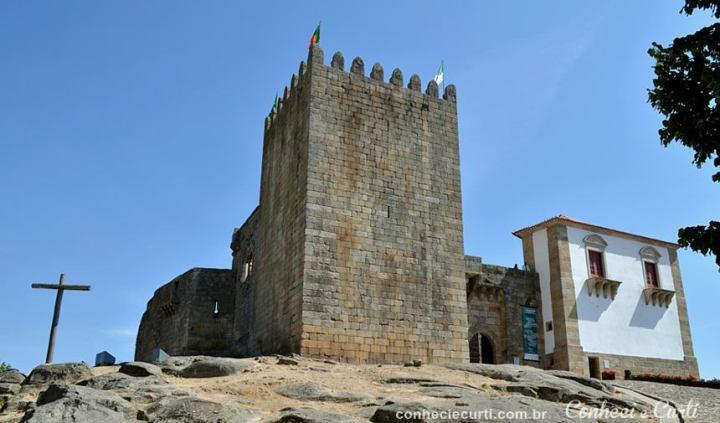 O Castelo de Belmonte, terra de Pedro Álvares Cabral.