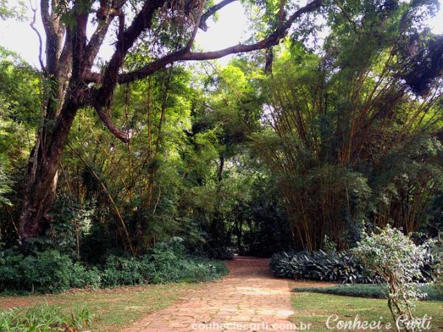 Parque das Águas de São Lourenço, MG.