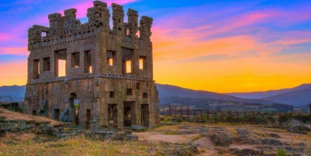 Torre de Centum Cellas