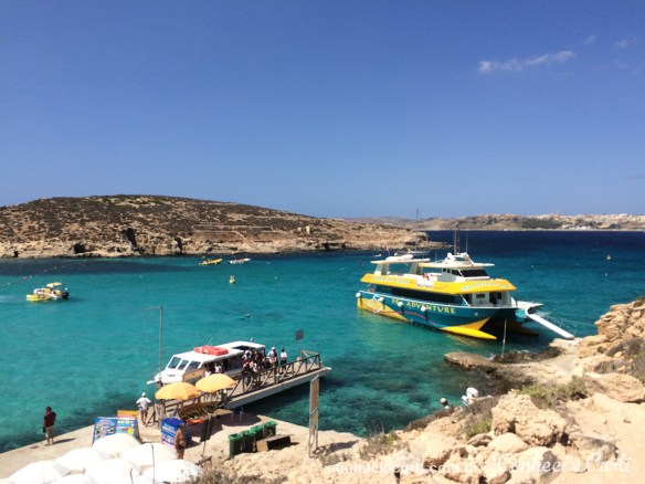 Porto Comino, Blue Lagoon - Malta