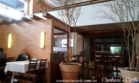 Restaurante Saanga Iguaçu, Curitiba, PR.