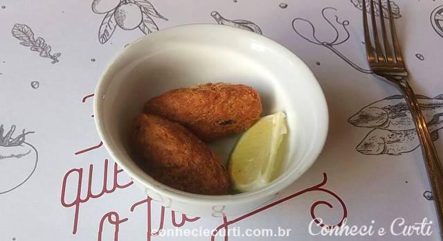 Bolinho de Bacalhau do Armazém Português