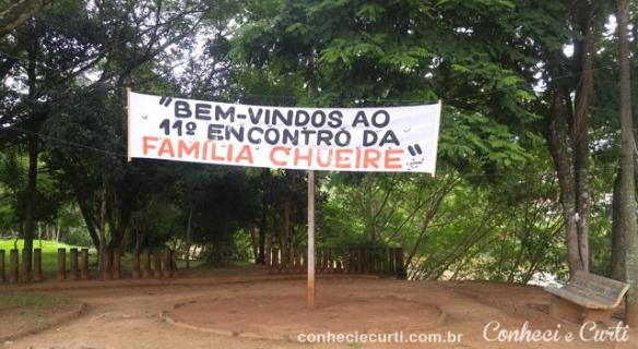 11º Encontro da Família Chueire - Tomazina, PR.