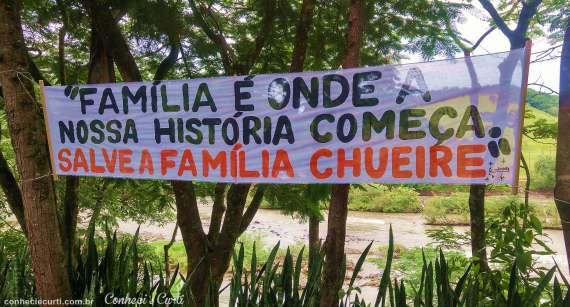Tomazina e a Festa da Família Chueire
