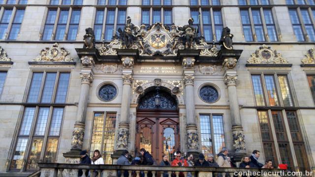 Câmara do Comércio de Bremen, Alemanha.