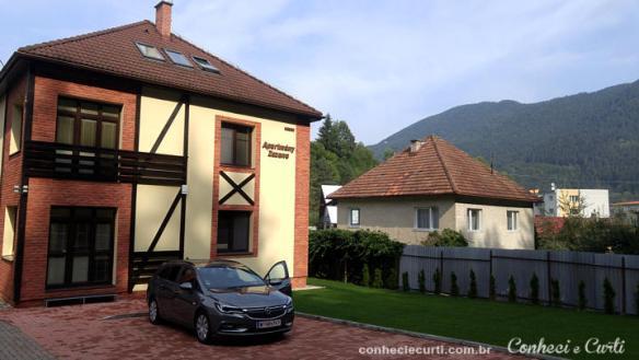 Nossa casa na Eslováquia <3 <3