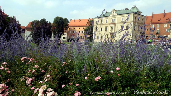 Cracóvia na Polônia.