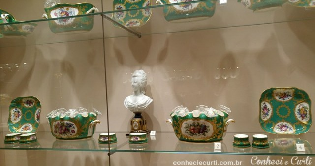 Silver Collection, Holfburg, Viena.