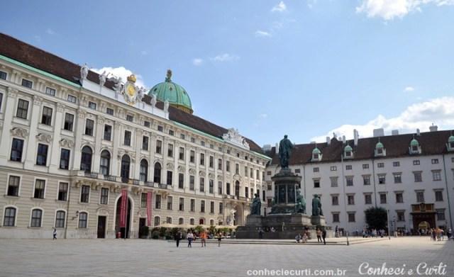 Palácio Hofburg.