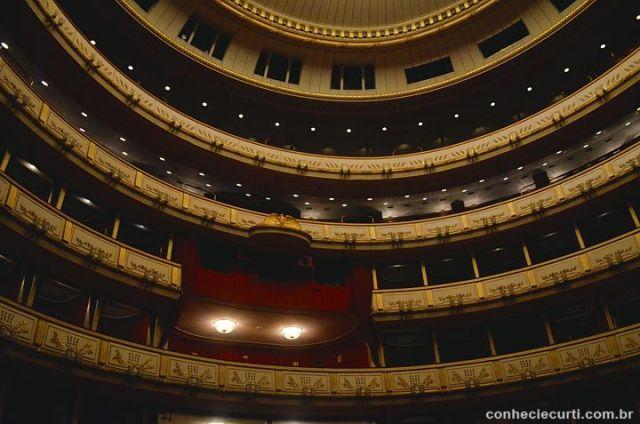 Ópera de Viena.