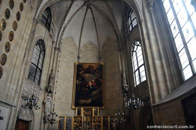 Igreja da Ordem dos Cavaleiros Teutônicos, Viena.
