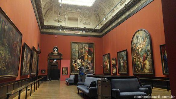 Museu da História da Arte de Viena.
