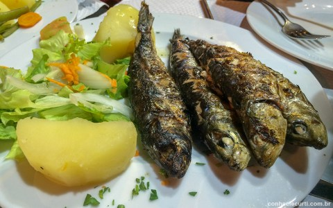 Portugal - comer bem