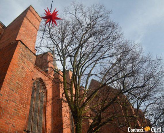 O que o diabo, um rato e a igreja Santa Maria de Lübeck têm em comum?