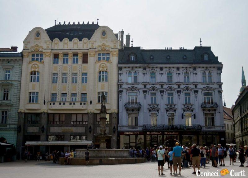 Bratislava, Hlavné Namestie