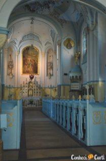 Igreja Azul - Bratislávia, Eslováquia