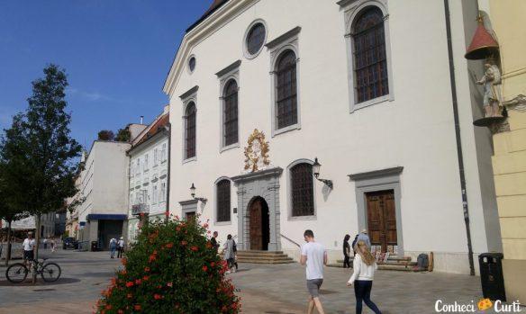 Igreja Franciscana na Hlavné Namestie,, Bratislava