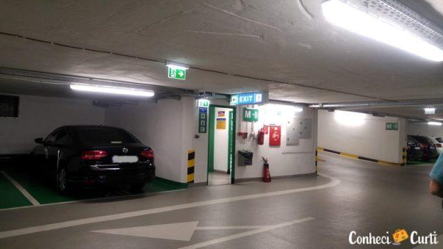 Bratislava estacionamento