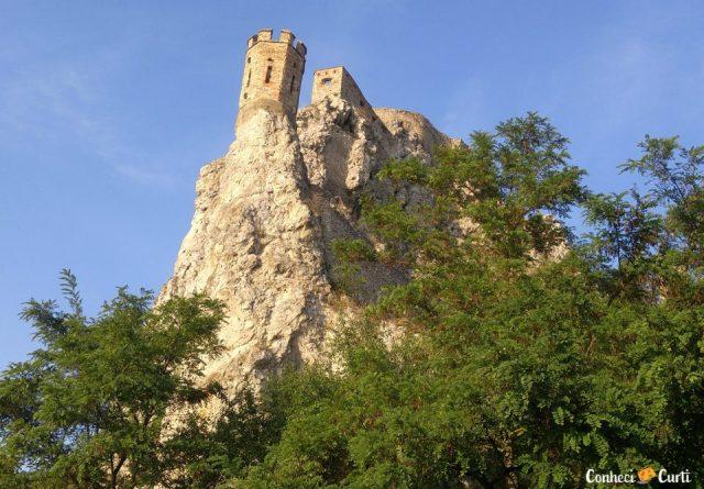 Castelo Devín, Eslováquia