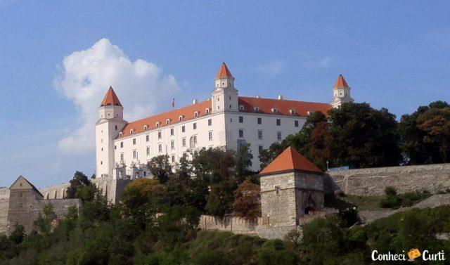Castelo de Bratislava