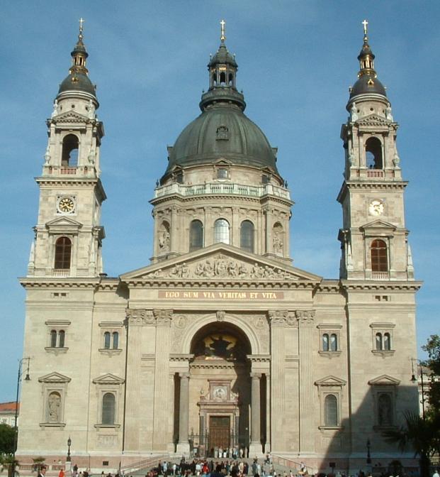 Basílica São Estevão - Budapeste