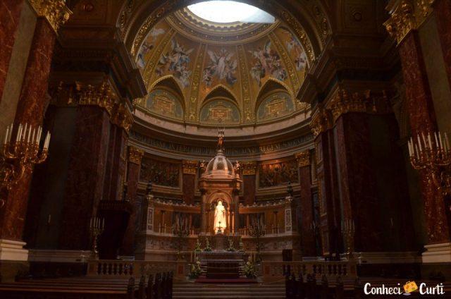 Basílica de São Estevão, Budapeste.