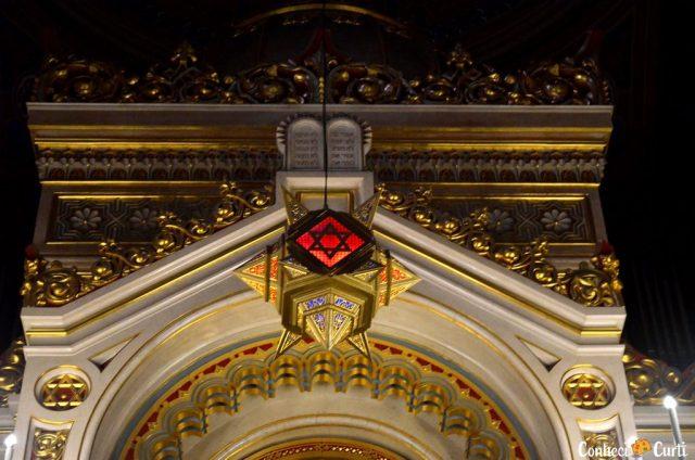 Budapeste. A Grande Sinagoga