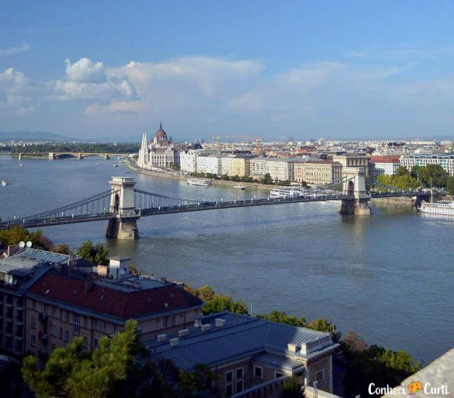 Budapeste capital da Hungria