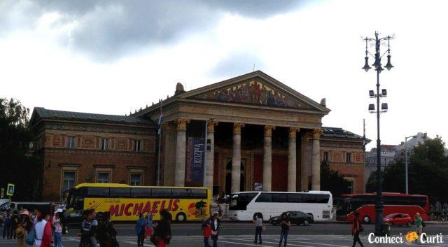 Museu de Belas Artes da Hungria, Budapeste.