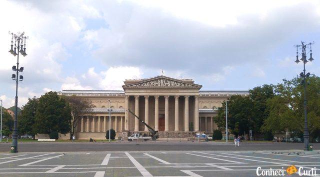 Museu de Belas Artes de Budapeste.