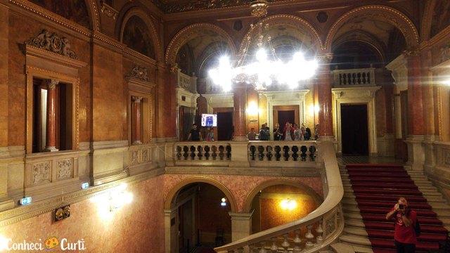 Ópera de Budapeste, Hungria