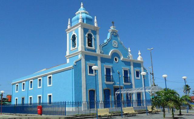 Igreja Boa Viagem, Recife.