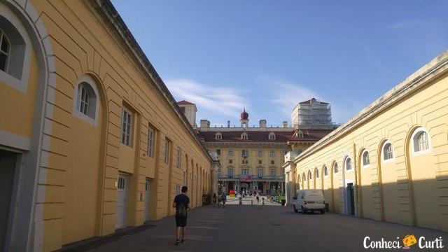 Palácio Esterházy, Áustria