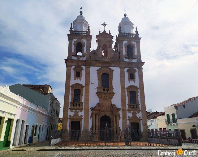 Cocatedral São Pedro dos Cléricos, Recife - Pernambuco