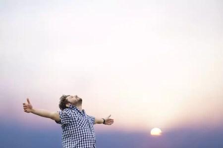 Viver com Deus!