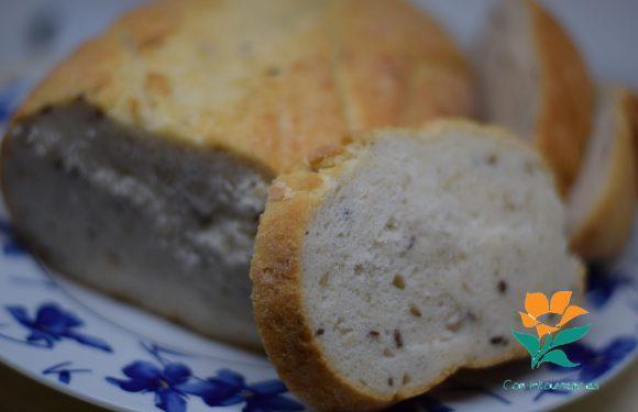 Pan con semillas (LEKUÉ) Sin gluten, sin lácteos y sin huevo